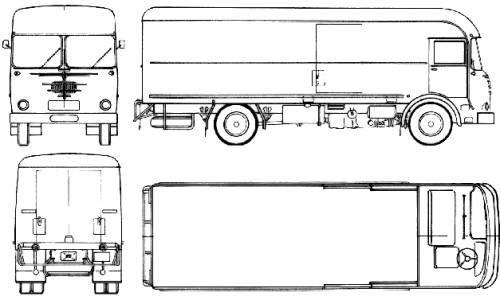 Bussing LU5-10 (1962)