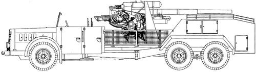 Bussing-Nag 8.8cm Flak 18
