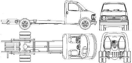 Chevrolet Express Truck