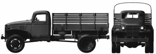 Chevrolet G7107 1.5-ton 4x4