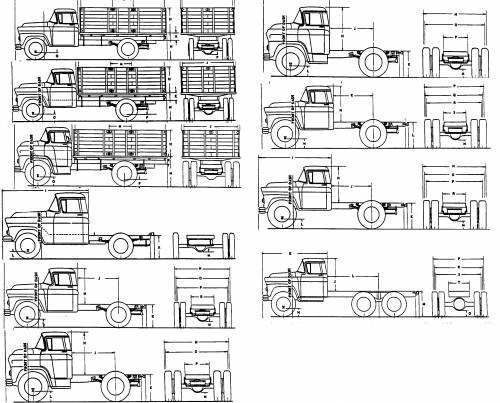 Chevrolet Trucks (1959)