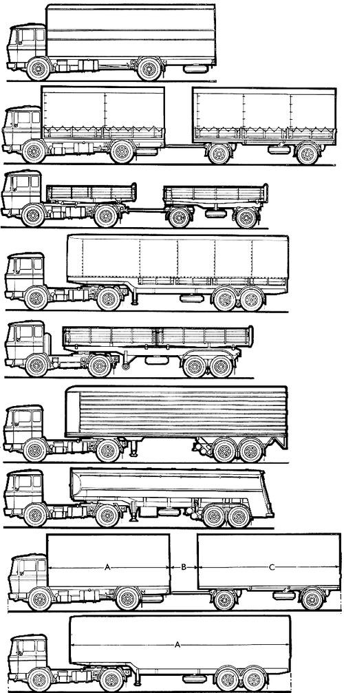 DAF 2600 (1965)