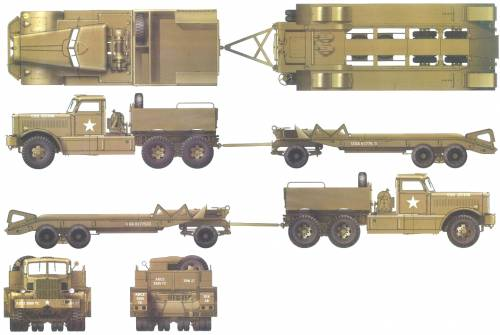 Diamond T M19 [Tank Transporter]