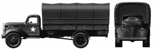 Dodge T203B 1.5-ton 4x4