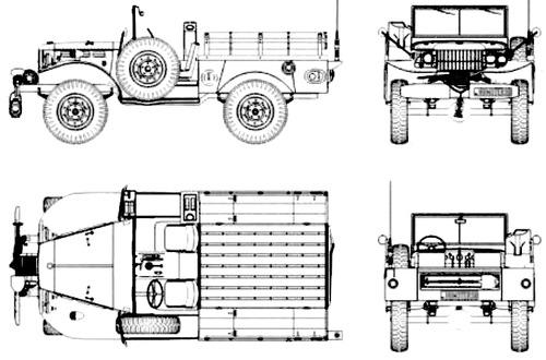 Dodge WC-52 (1943)
