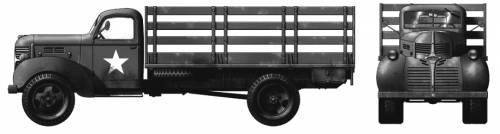 Dodge WF-32 1.5-ton 4x2