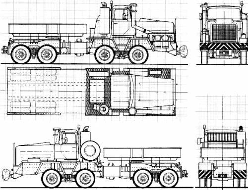 Faun HZ 50.60 (1978)