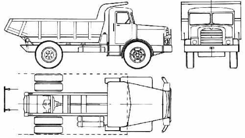 Faun K20 (1956)