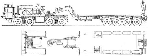 Faun SLT-52 Elefant MSA