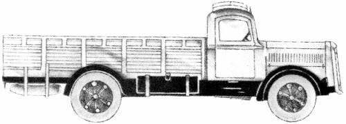Fiat 624N (1933)