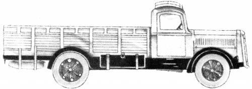 Fiat 634N Truck (1933)
