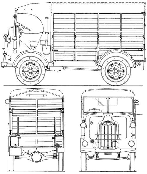 Fiat-SPA CL 39 (1938)