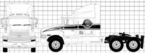 Ford AeroMax Truck