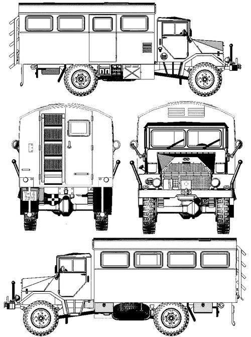 Ford D G398 SAM 1957