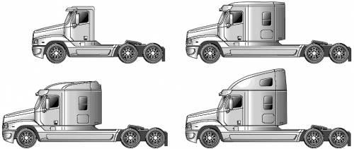 Freightliner Century (2005)