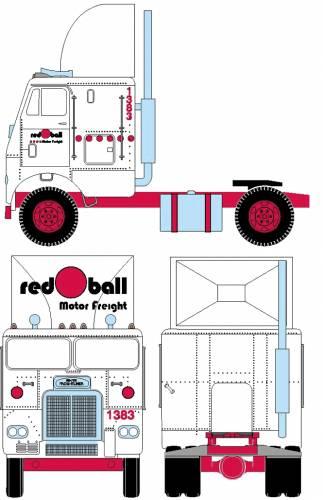 Freightliner COE Tractor Truck