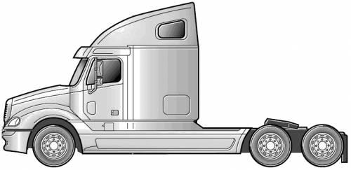 Freightliner Columbia HR (2005)