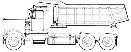 Freightliner FLC Dumptruck