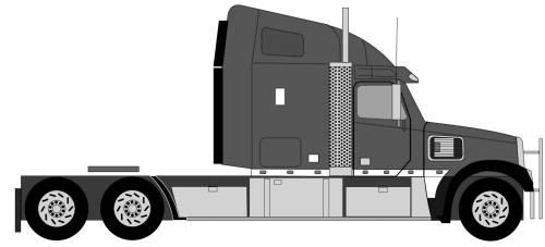 Freightliner Roadtrain