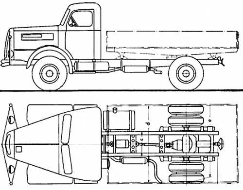 Henschel HS140 AK1956