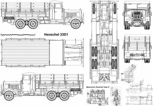 Henschel 33D1 (1934)