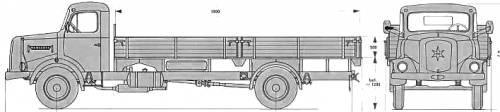 Henschel HS12 HL