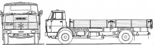 Henschel HS15 TL