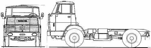 Henschel HS15 TS