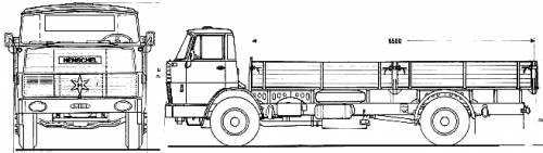 Henschel HS19 TL