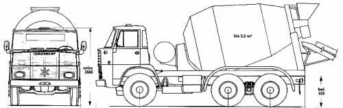 Henschel HS22 TBM