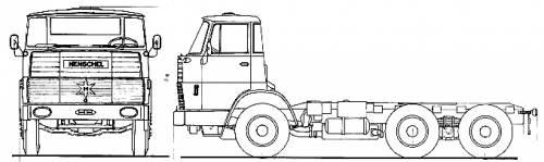 Henschel HS22 TLN