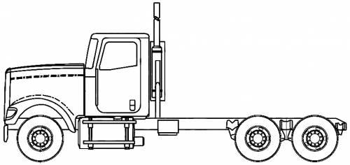 International 9900i (2005)