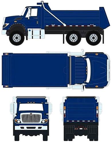 International WorkStar Construction Dump Truck (2017)
