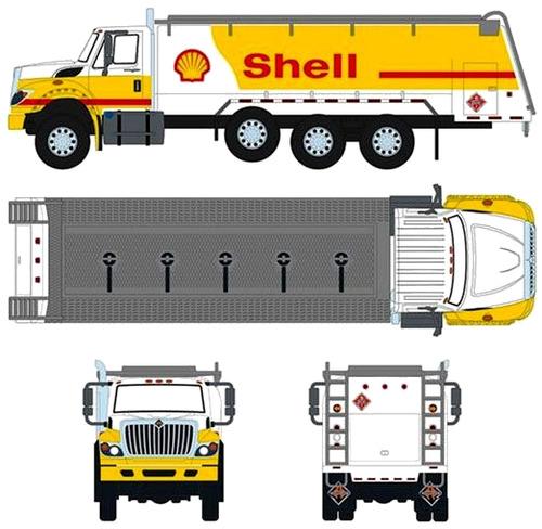 International WorkStar Tanker Truck (2017)