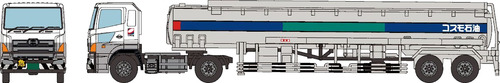 Isuzu Protea Tanker