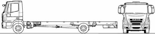 Iveco Eurocargo 60 ML60E14 (2010)