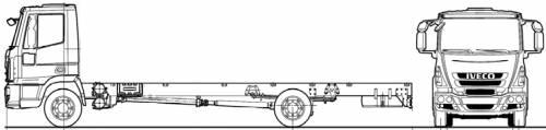 Iveco Eurocargo 60 ML60E14K (2010)