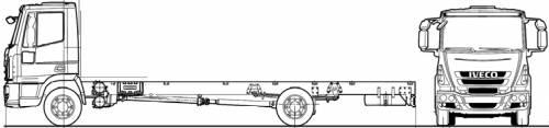 Iveco Eurocargo 60 ML60E16K (2010)