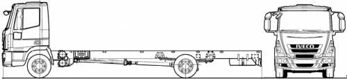 Iveco Eurocargo 75 ML75E14 (2010)