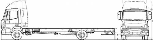 Iveco Eurocargo ML60E14 (2008)