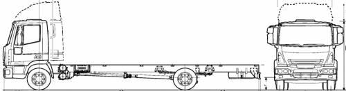 Iveco Eurocargo ML60E14P (2008)