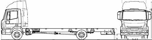 Iveco Eurocargo ML65E14 (2008)