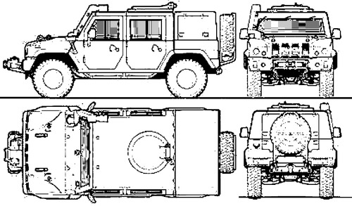 Iveco LMV M65