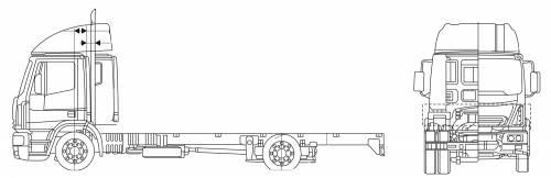 Iveco ML180 E28