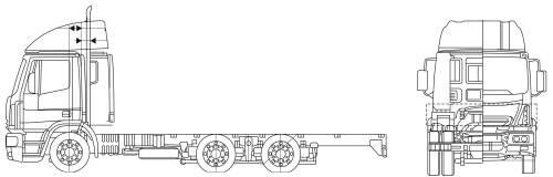 Iveco ML230 E28P
