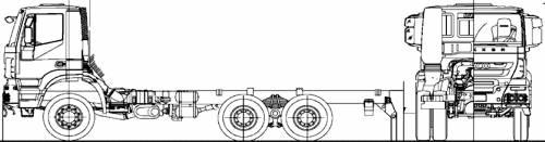 Iveco Trakker E5 (2009)