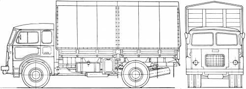 Jelcz 315E (1969)