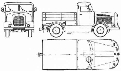 Kaelble KD22 Z8 (1956)