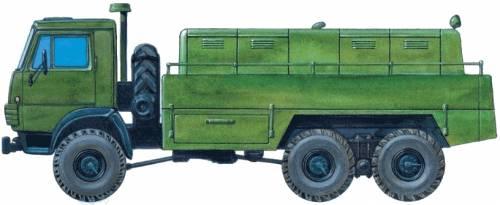 KaMAZ 4310 Kompresor
