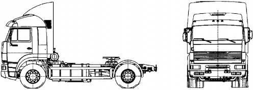 KamAZ-5460T